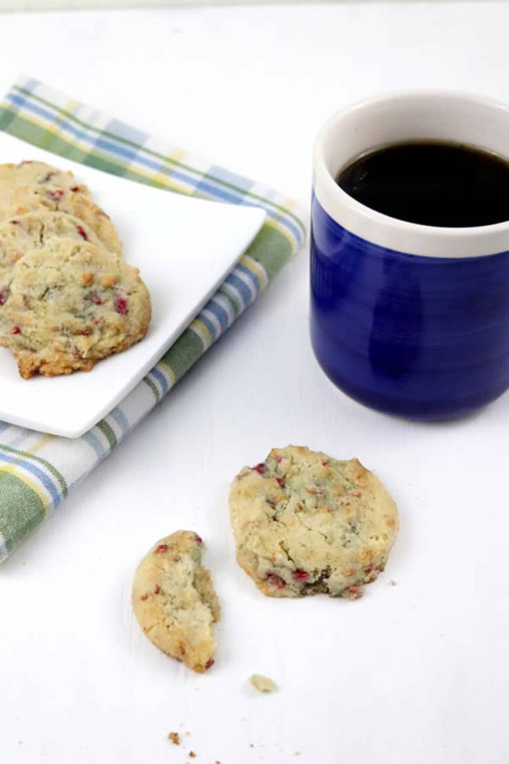 BEST Keto Cookies! Low Carb Raspberry Cookie Idea – Quick & Easy Ketogenic Diet Recipe – Completely Keto Friendly