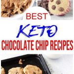 Keto Chocolate Chip Recipes – BEST Low Carb Chocolate Chip Ideas – Easy Ketogenic Diet Ideas