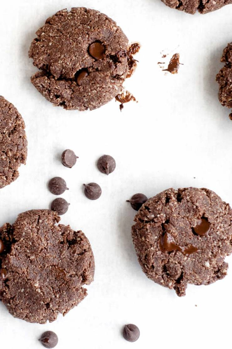 Keto Cookies! Low Carb Keto Double Chocolate Cookie Idea – BEST Sugar Free – Quick & Easy Ketogenic Diet Recipe – Completely Keto Friendly