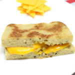 Keto Grilled Cheese! Low Carb Microwave 90 Second Bread Idea – Everything Bagel Bread - BEST Quick & Easy Ketogenic Diet Recipe – Completely Keto Friendly - Sugar Free - Gluten Free