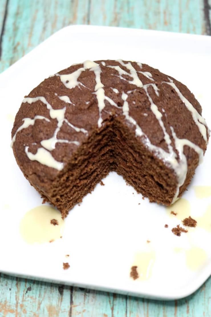 Keto Mug Cakes! Low Carb Microwave Chocolate Mug Cake Idea ...