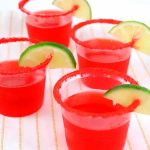 Sour Cherry Margarita Jello Shots! How To Make Jello Shots - EASY & BEST Jello Shot Recipe