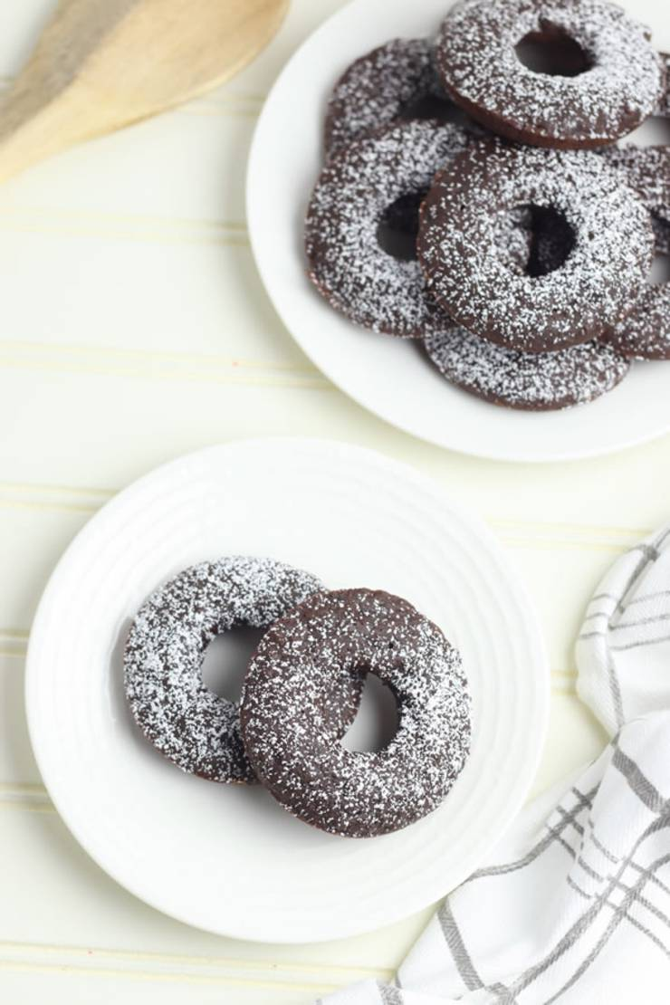 Weight Watchers Brownie Donuts - BEST WW Recipe - Dessert - Breakfast - Treat - Snack with Smart Points