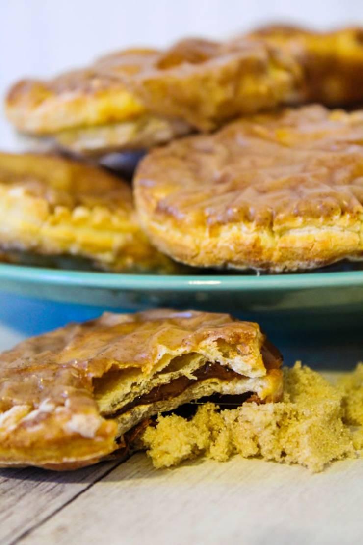 Weight Watchers Cinnamon Pop Tarts - BEST 2 Ingredient Air Fryer WW Recipe - Breakfast - Treat - Snack with Smart Points