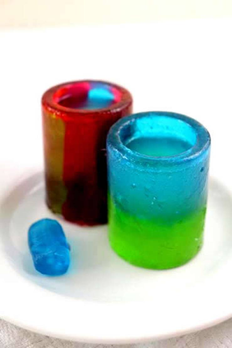 Jolly Rancher Alcohol Shots! How To Make Alcohol Shots - EASY & BEST Shot Recipe