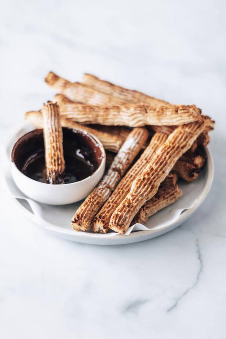 Keto Churros! BEST Low Carb Gluten Free Churro Idea – Quick & Easy Ketogenic Diet Recipe – Completely Keto Friendly