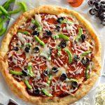 Keto Pizza! BEST Low Carb Fathead Pizza Crust Idea – Quick & Easy Ketogenic Diet Recipe – Completely Keto Friendly - Gluten Free
