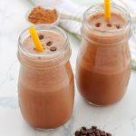 5 Ingredient Keto Chocolate Smoothie – BEST Low Carb Keto Chocolate Shake Recipe – Easy NO Sugar