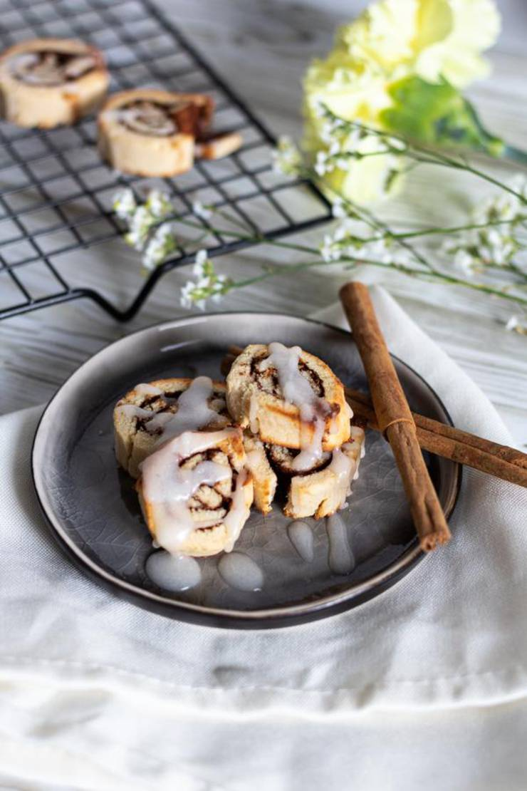 BEST Keto Cookies! Low Carb Keto Cinnamon Roll Cookies Cookie Idea – Quick & Easy Ketogenic Diet Recipe – Completely Keto Friendly