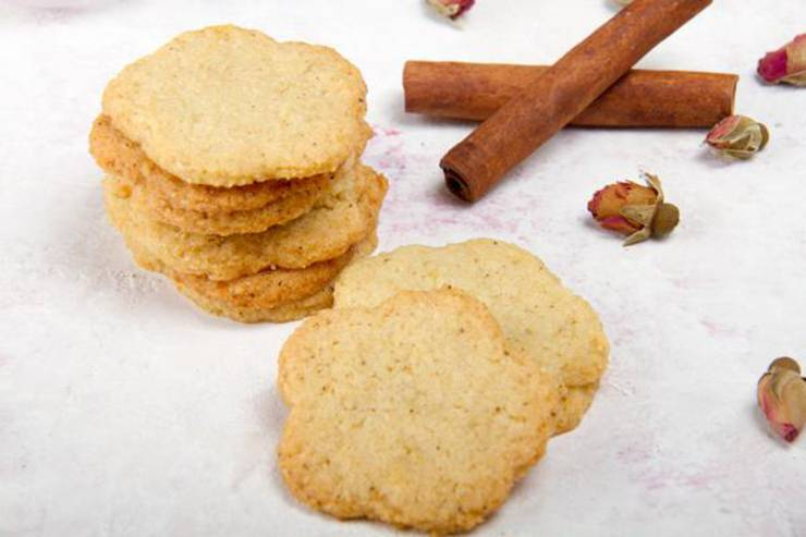 BEST Keto Cookies! Low Carb Crispy Ginger Cookie Idea – Quick & Easy Ketogenic Diet Recipe – Completely Keto Friendly