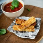 Keto Mozzarella Sticks! Low Carb Keto Cheese Sticks With Marinara Sauce – Ketogenic Diet Recipe – Appetizer – Side Dish – Completely Keto Friendly