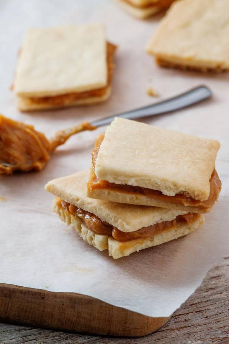 Keto Snacks! BEST Low Carb Keto Peanut Butter Cracker Sandwich Idea – Quick & Easy Ketogenic Diet Recipe – Completely Keto Friendly