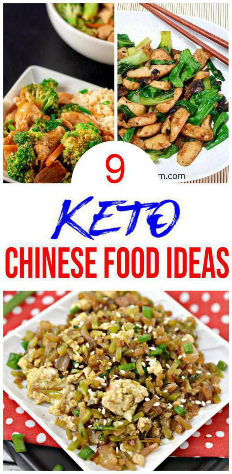 9 Keto Chinese Food Recipes Best Low Carb Keto Chinese