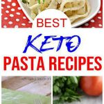 9 Keto Pasta Recipes – BEST Low Carb Keto Pasta Noodle Ideas – Easy Ketogenic Diet Ideas