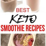 9 Keto Smoothie Recipes – BEST Low Carb Keto Smoothie Ideas – Easy Ketogenic Diet Ideas
