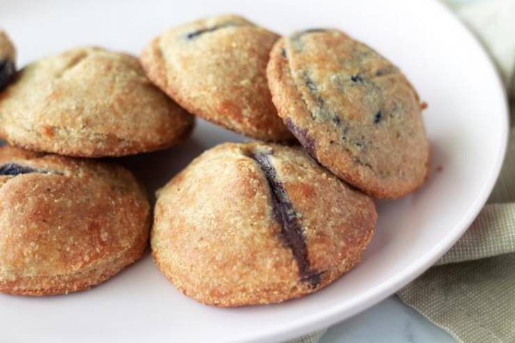 Keto Cookies | Super Yummy Low Carb Keto Blueberry Pie Cookies | Easy and Best Cookie Recipe For Ketogenic Diet