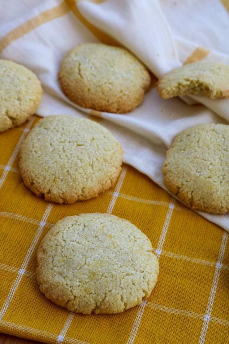 BEST Keto Cookies! Low Carb Keto Sugar Cookie Idea – Quick & Easy Ketogenic Diet Recipe – Completely Keto Friendly