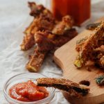 Keto Zucchini Fries! Low Carb Zucchini Fries – Ketogenic Diet Recipe – Appetizer – Side Dish – Completely Keto Friendly