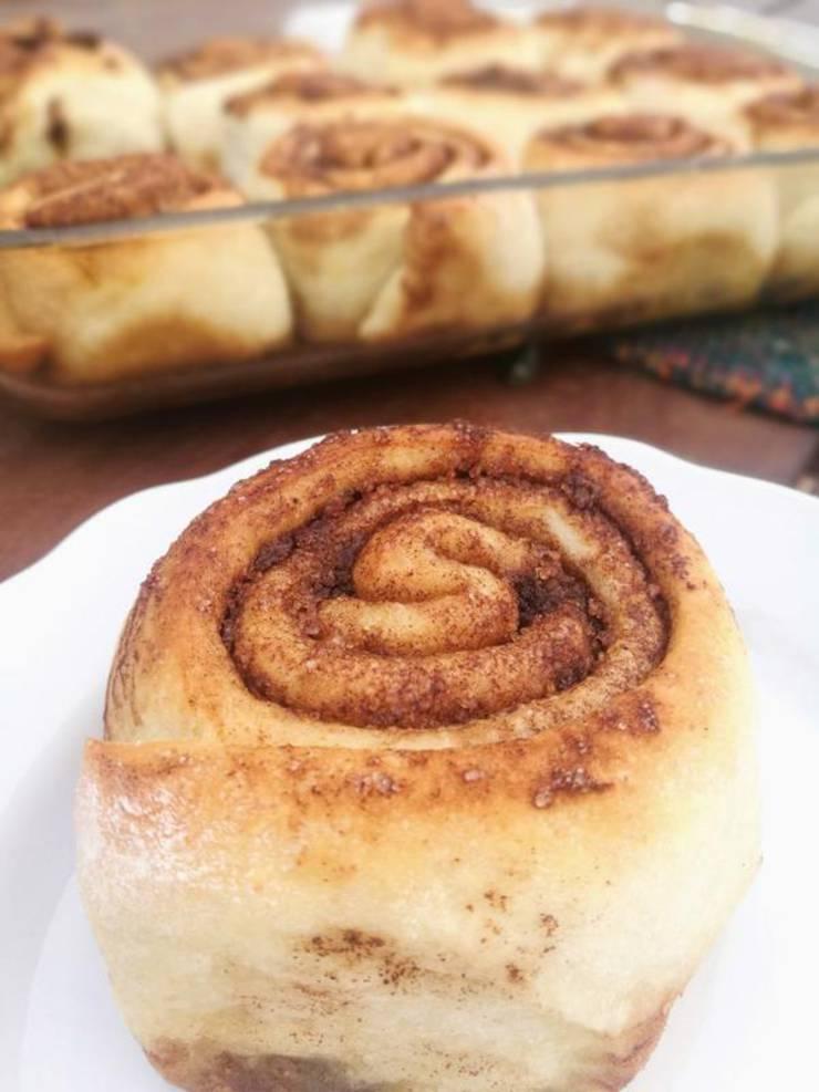 BEST Vegan Cinnamon Rolls! Vegan Ooey Gooey Cinnamon Roll Idea – Quick & Easy Vegan Recipe