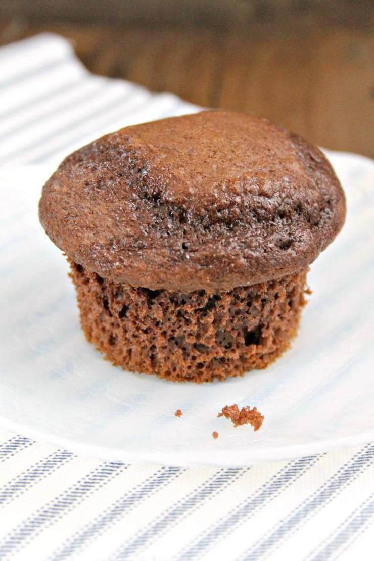 3 Ingredient Weight Watchers Peanut Butter Chocolate Muffins – BEST WW Recipe – Breakfast - Dessert – Treat – Snack with Smart Points