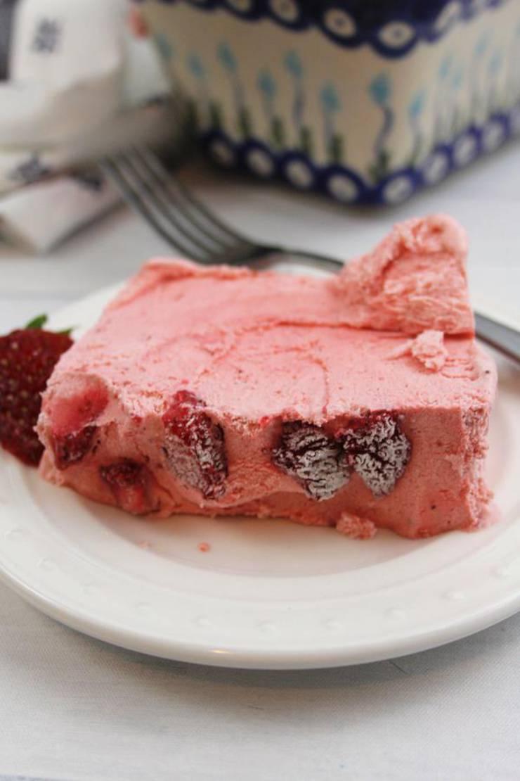 BEST Weight Watchers Dessert! WW Strawberry Idea – Quick & Easy Weight Watchers Diet Recipe