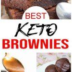 15 Keto Brownies Recipes – BEST Keto Low Carb Brownie Ideas – Easy Ketogenic Diet Ideas