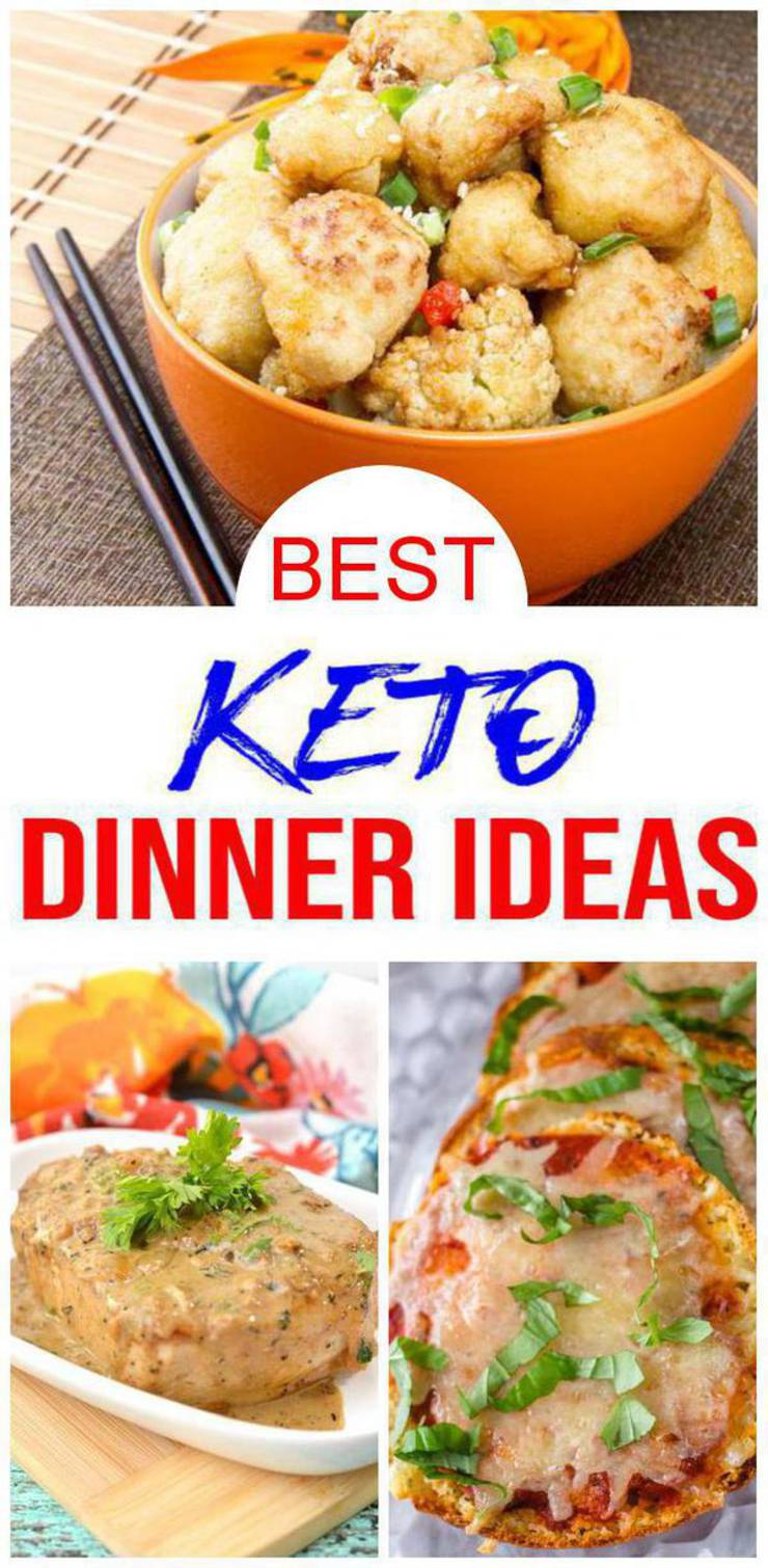 21 Keto Dinners- BEST Low Carb Keto Dinner Recipes – Easy Ketogenic Diet Ideas