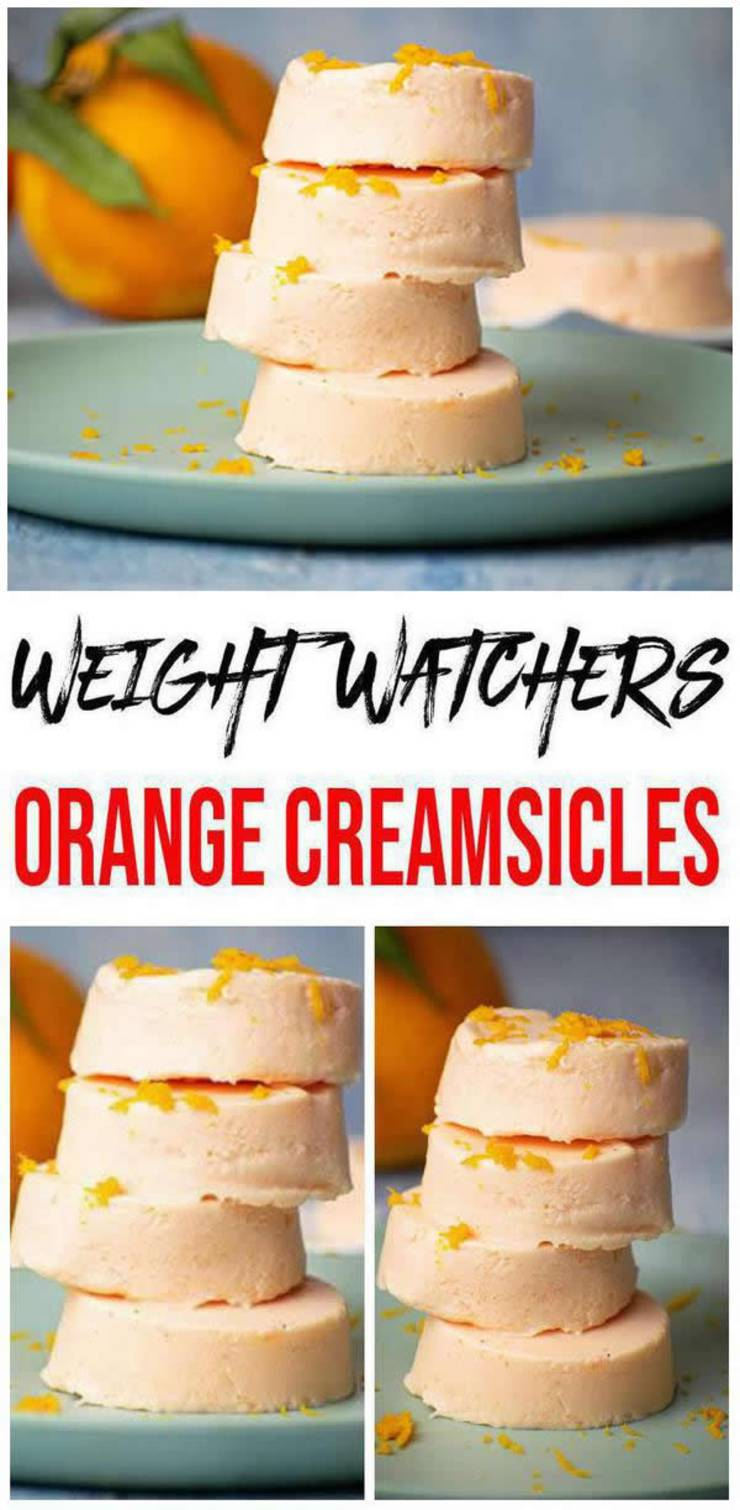 Check out this Weight Watchers orange creamsicle bites. Easy Weight Watchers recipes for the BEST Weight Watchers orange creamsicle mini bites. Learn how to make WW orange creamsicle w/ these Weight Watchers recipe. No need to buy store bought Weight Watchers desserts when you can make homemade DIY Weight Watchers snacks. Yummy Weight Watchers desserts idea. Easy WW snacks - grab & go or make ahead. Check out the BEST Weight Watchers orange creamsicle recipe #orange #ww #smartpoints
