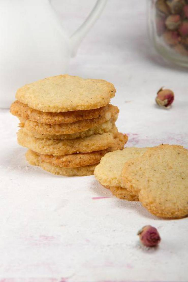 Best Keto Cookies Low Carb Crispy Ginger Cookie Idea Quick Easy Ketogenic Diet Recipe Completely Keto Friendly