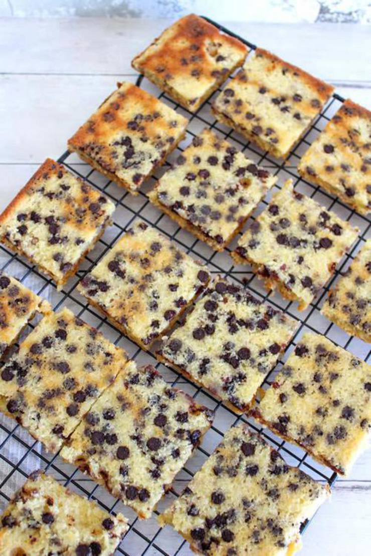 Best Keto Cookies Low Carb Keto Chocolate Chip Cookie Bars Idea Sugar Free Quick Easy Ketogenic Diet Recipe Completely Keto Friendly