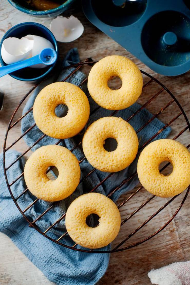 Keto Donuts Super Yummy Low Carb Cinnamon Sugar Donut