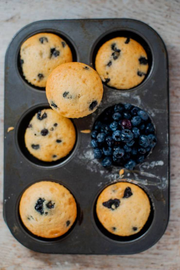 BEST Keto Muffins! Low Carb Blueberry Muffin Idea – Quick & Easy Ketogenic Diet Recipe – Completely Keto Friendly