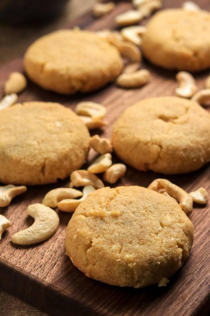 Keto Low Carb Keto Caramel Cookies