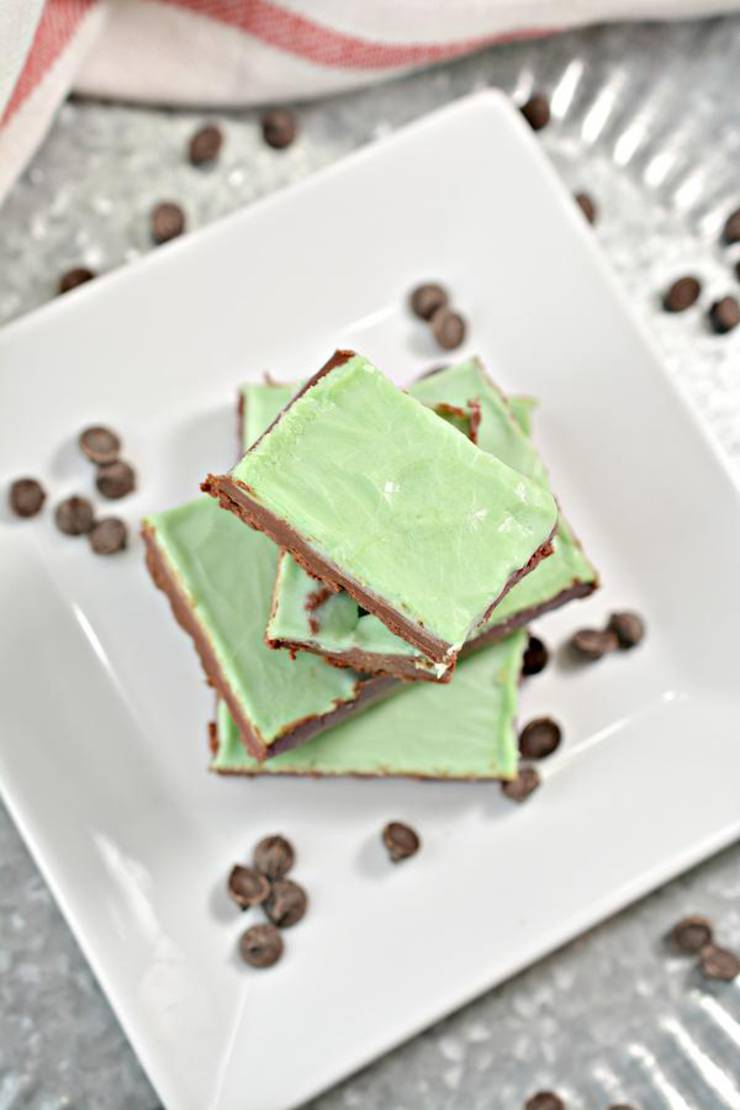 Keto Fudge! BEST Low Carb Keto Chocolate Mint Fudge Idea – Quick & Easy Ketogenic Diet Recipe – Completely Keto Friendly