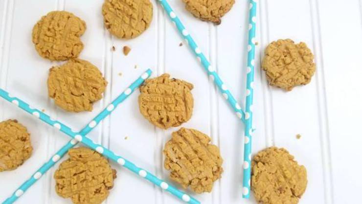 3 Ingredient Keto Peanut Butter Pudding Cookies – The BEST Low Carb Flourless Keto Cookies {Easy}