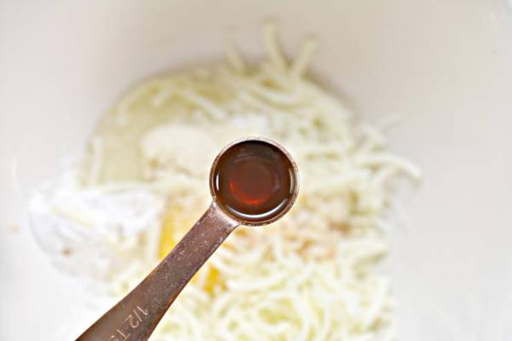 Keto Chaffles Caramel