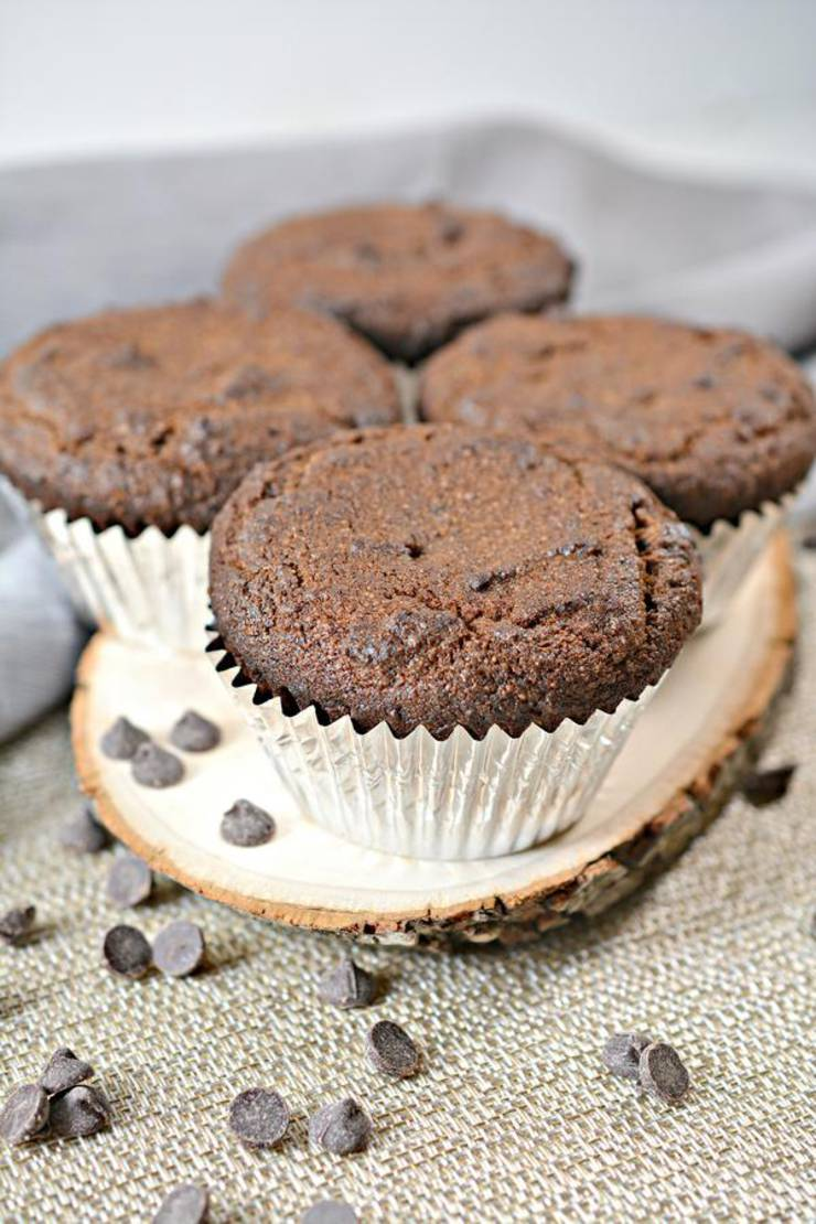 Keto Muffins! BEST Low Carb Keto Peanut Butter Chocolate Muffin Idea – Quick & Easy Ketogenic Diet Recipe – Completely Keto Friendly