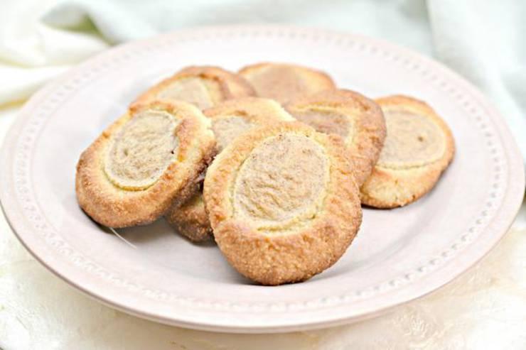 Keto Cookies – Super Yummy Low Carb Keto Cinnamon Cheesecake Cookie Recipe – Best Keto Food Recipe For Ketogenic Diet