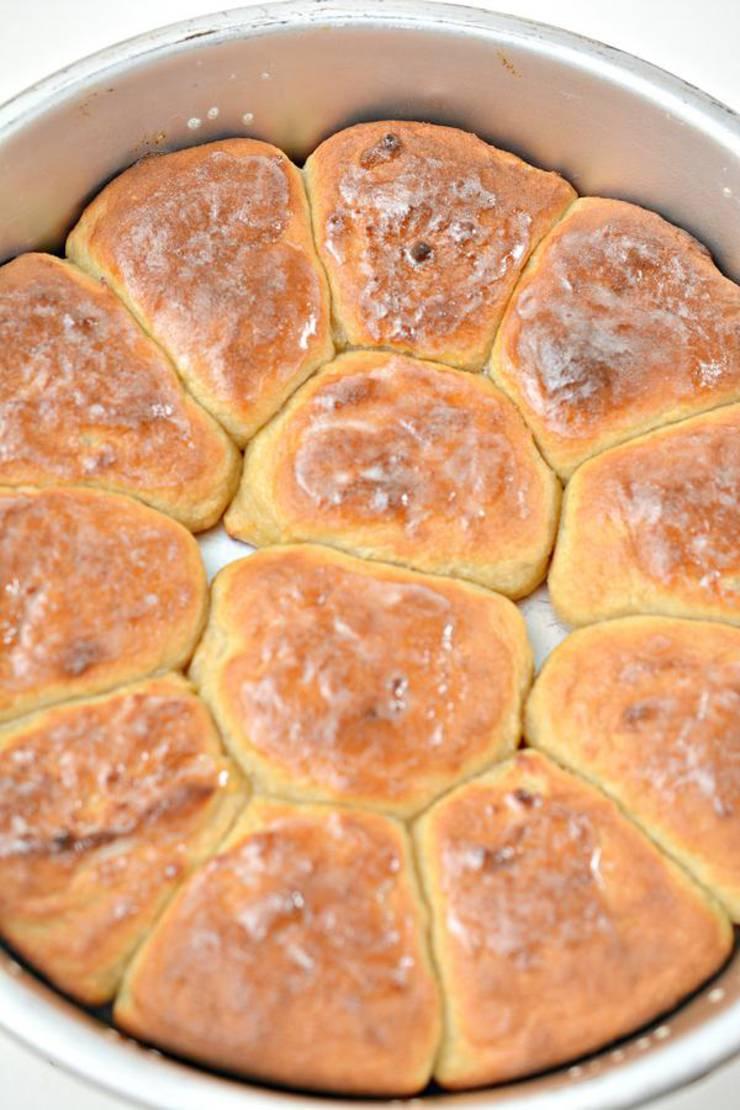 BEST Keto Hawaiian Sweet Rolls! Low Carb Bread - Dinner Roll Idea – Quick & Easy Ketogenic Diet Recipe – Completely Keto Friendly – Gluten Free