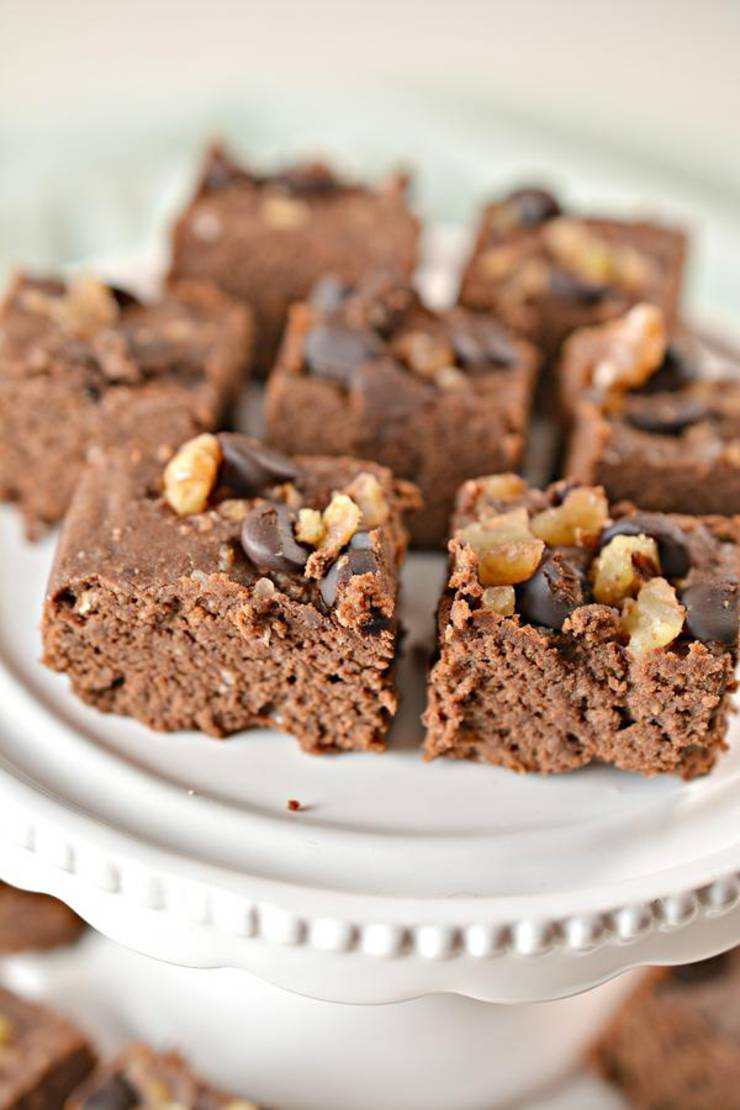 BEST Keto Brownies! Low Carb Keto Instant Pot Brownie Idea – Quick & Easy Ketogenic Diet Recipe – Completely Keto Friendly Baking – Gluten Free – Sugar Free
