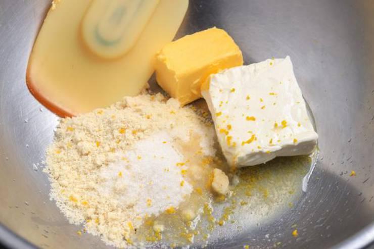 Keto Lemon Cream Pie Fat Bombs