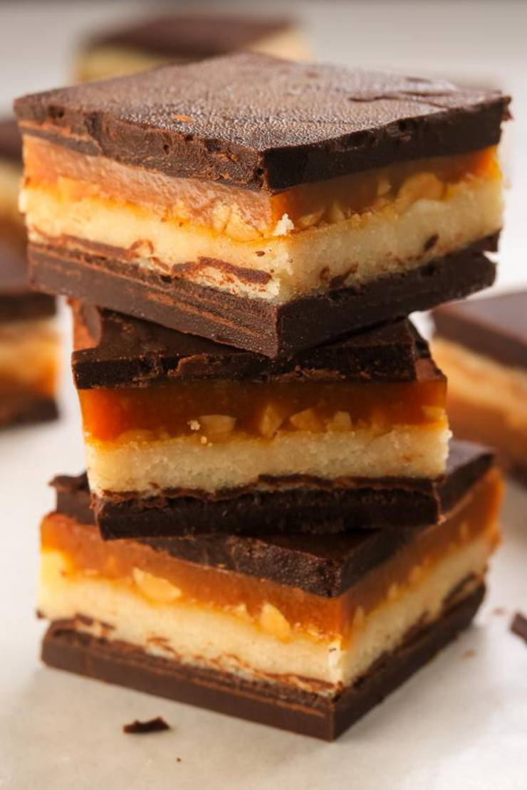 BEST Keto Candy! Low Carb Keto Snickers Candy Bars Idea – Quick & Easy Ketogenic Diet Recipe – Completely Keto Friendly – Gluten Free – Sugar Free