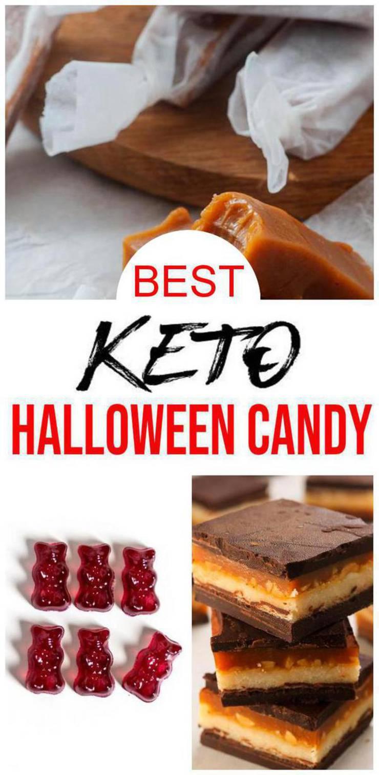 Keto-Halloween-Candy