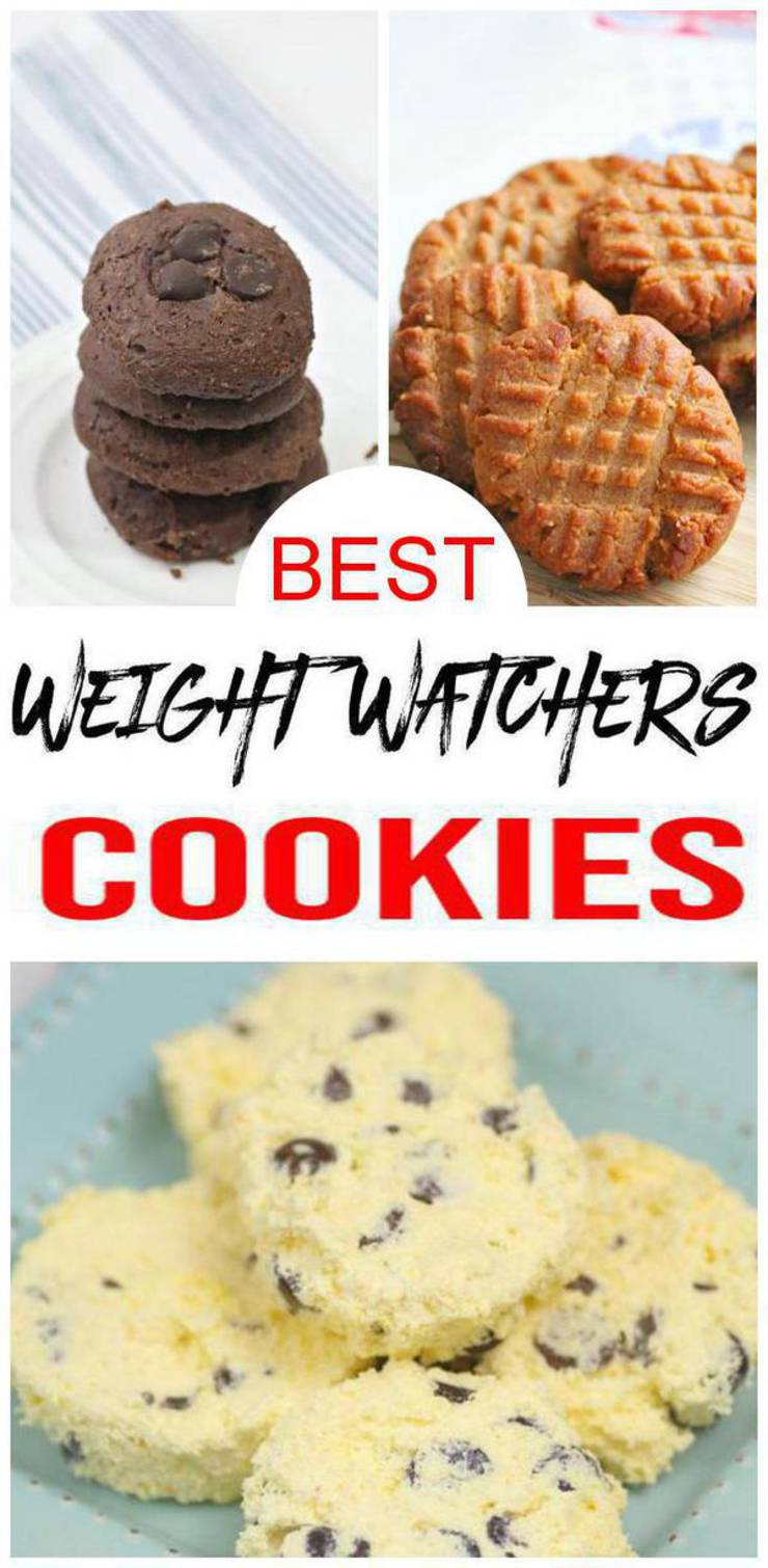 12 Weight Watchers Cookies- BEST Weight Watchers Cookie Recipes – Easy Ideas