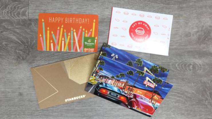 Diy Gift Card Car Gift