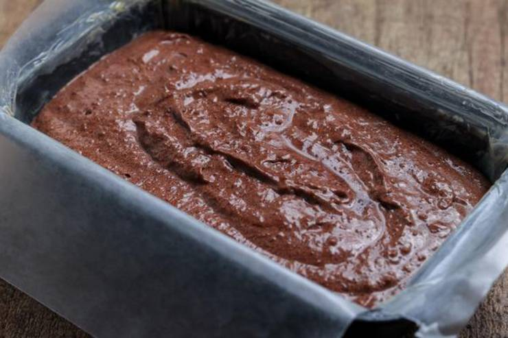 Keto Brownie Bread