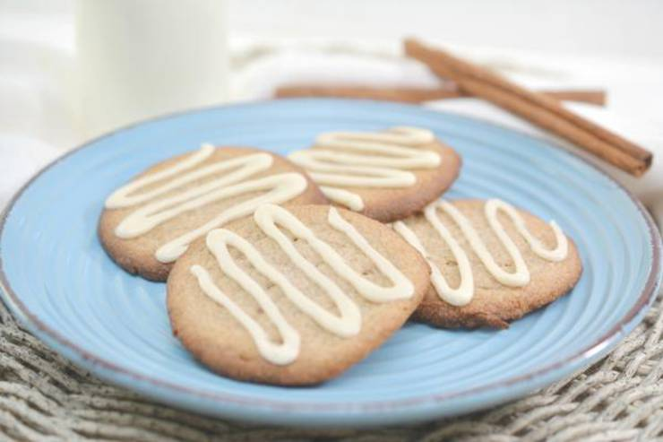 BEST Keto Cookies! Low Carb Keto Cinnamon Streusel Cookies Cookie Idea – Quick & Easy Ketogenic Diet Recipe – Completely Keto Friendly