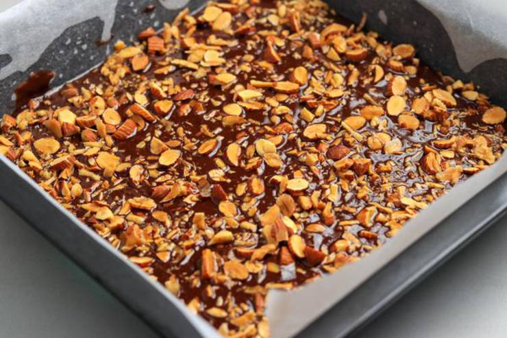Keto English Toffee