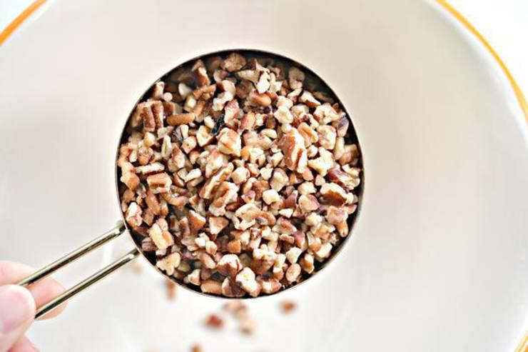 Keto Granola Bars-Low Carb