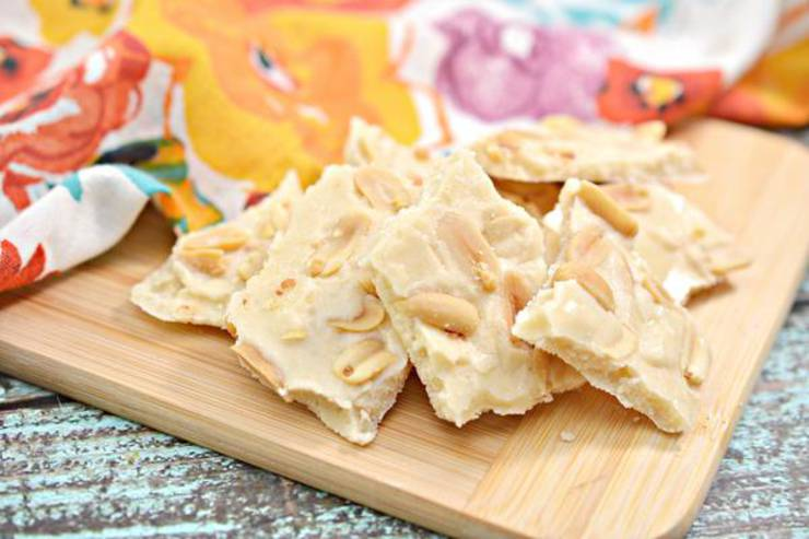 Keto Candy! BEST Low Carb Keto Peanut Brittle Idea – Quick & Easy Ketogenic Diet Recipe – Completely Keto Friendly – Gluten Free – Sugar Free